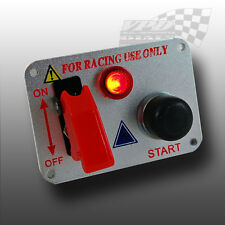 MOTORE ad accensione spontanea avviare Push Button Switch RACING pannello switch