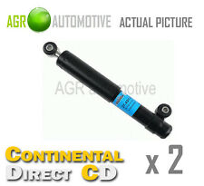 2 x CONTINENTAL DIRECT REAR SHOCK ABSORBERS SHOCKERS STRUTS OE QUALITY GS4002R
