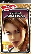 Lara Croft Tomb Raider: Legend (PSP) Sony PlayStation Portable PSP Brand New