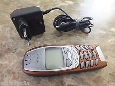 Nokia Handy 6310 Bronze ABSOLUT NEU NEW Autotelefon für Mercedes Bmw Audi Vw