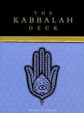 The Kabbalah Deck : Pathway to the Soul by Edward Hoffman (2000, Cards,Flash Car