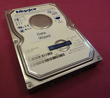 "80 GB MAXTOR 6l080l0021p01 baj41g20 DiamondMax Plus 9 3.5 ""IDE Disco Rigido"