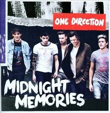 NEW!!  Midnight Memories by One Direction (UK) (CD, 2013)  NWT $14