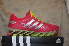 Adidas Spring Blade Razor J Size 6.5 Youth, Women's Size 8.0 (New In Box)