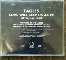 EAGLES - LOVE WILL KEEP US ALIVE - 1 TRACK USA PROMO CD 1994 - PRO-CD-4714