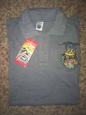 NWT Ed Hardy Boys Gray Polo Shirt *M*