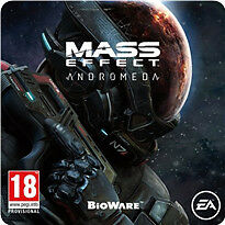 PS4 Mass Effect: Andromeda SONY PlayStation Games Action RPG EA PREORDER