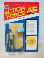 VINTAGE G.I. JOE COBRA ACTION FORCE PALITOY GUNG HO MOC SEALED FIGURE COMPLETE