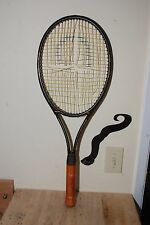 Head Prestige Pro 89.5 Tennis Racket 4 5/8 9+/10 condition Maroon Austria