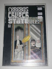 Cerebus Church & State #22 VF Aardvarkvanaheim Dec 1991