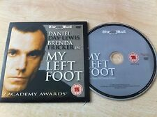 MY LEFT FOOT Starring Daniel Day-Lewis & Brenda Fricker DVD