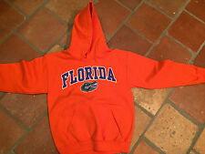 Florida Gators Youth/Childs Orange Hooded Sweatshirt Hoodie