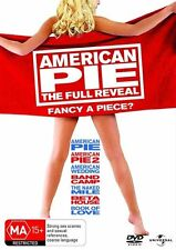 American Pie - The Full Reveal (American Pie 1-7) NEW R4 DVD