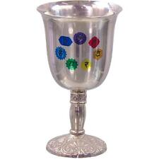 7 Chakra Stainless Steel Chalice!