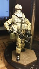 CUSTOM ACTION FIGURE Soldier GI JOE BBI MARAUDER MARVEL UNIVERSE 1:18 3.75 4in