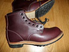 RED WING HERITAGE 9011 BECKMAN ROUND TOE LEATHER BOOTS MEN'S 8.5 D RTL $350