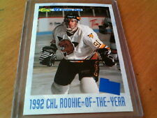 1993 Classic DRAFT #52 Alexandre Daigle ROOKIE
