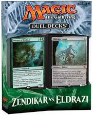 Magic the Gathering (MTG) - Zendikar vs Eldrazi Factory Sealed Duel Deck