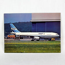 VASP - Airbus A300 - Aircraft Postcard - Top Quality