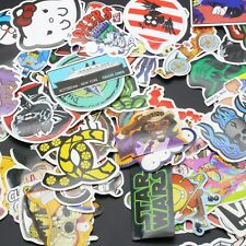 100X Car Auto Skateboard Laptop Luggage Suitcase Stickers Bomb Vinyl Decal new