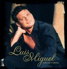 Luis Miguel - Collectors Edition (Tin) (2008) - New - 3 Compact Disc CD's