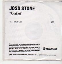 (FL435) Joss Stone, Spoiled - 2005 DJ CD