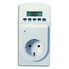 Steckdosen-Thermotimer / Thermostat gross