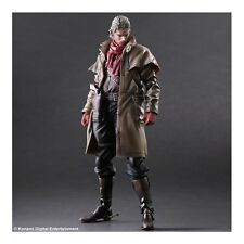 Square Enix Metal Gear Solid V: The Phantom Pain: Play Arts Kai Revolver Ocelot