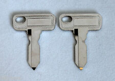 Club Car Key Set Of 2 For DS And Precedent Works For Electric and Gas Models 84+