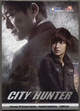CITY HUNTER DVD - KOREAN TV DRAMA Box Set YA