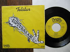 "7"" Spitballs - Telstar/Boris the Spider plays perfect ! Vinyl Single"