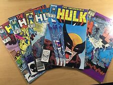MARVEL Comics INCREDIBLE HULK #336 337 338 340 345 KEY McFARLANE Lot SHIPS FREE!