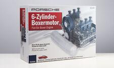 Porsche 6 Zylinder Boxermotor, Baukasten Baujahr 1966 Bausatz 1:4 Franzis Modell