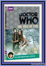 DOCTOR WHO - THE FACE OF EVIL (1974 - 81) **BRAND NEW DVD BOXSET **