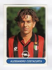 figurina EUROPEAN FOOTBALL STARS NUMERO 26 COSTACURTA MILAN