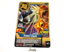 Animal Kaiser Evolution Evo Version Ver 7 Gold Card (M155E: Alien Vault)