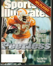 1999 Sports Illustrated Tennessee Vols Peerless Price Subscription Issue Exc*