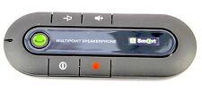 iSmart Bluetooth KFZ Freisprecheinrichtung Schwarz - Samsung S2, S3, S4, S5 NEU
