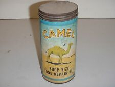 1946 AUTOMOBILE MEMORABILIA CAN CAMEL TIRE PATCH KIT