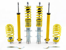 VW Golf MK4 1J 1997-2003 FK AK Street Adjustable Coilover Suspension Kit