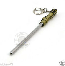 Star Wars Master Yoda Weapons Laser sword Metal Keychain Pendant Backpack Charm