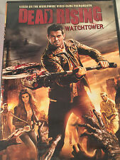 Dead Rising: Watchtower (DVD, 2015)Sealed,WS,Horror,Zombie,Rob Riggle,Halloween