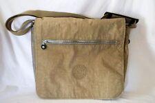 Kipling Madhouse Messenger Bag Tan Khaki Color 2133-284
