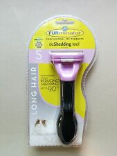 *NEW* FURminator Deshedding Tool for SMALL Cat up to 10 lbs with LONG Hair