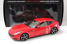 1:18 Elite Ferrari FF red NEW bei PREMIUM-MODELCARS