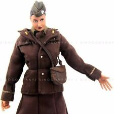 Hot 21st Century Toys Ultimate Soldier WWII WW2 Russian Lady soldier 12'' figure