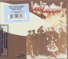 LED ZEPPELIN 2 II REMASTERED BY JIMMY PAGE SEALED CD NEW 2014 ZEPPELIN 2