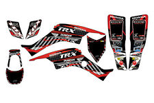 Honda TRX 400 99-07 graphic kit trx400ex stickers decal kit pegatinas graphics