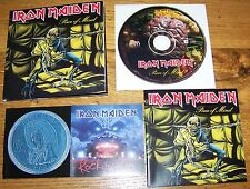 IRON MAIDEN Piece of Mind - Facsimile of Original LP Art - CD