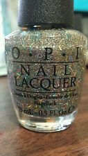 OPI Nail Polish SAVE ME POLISH NICKI MINAJ HOLOGRAPHIC BARS # N17 Ships Today